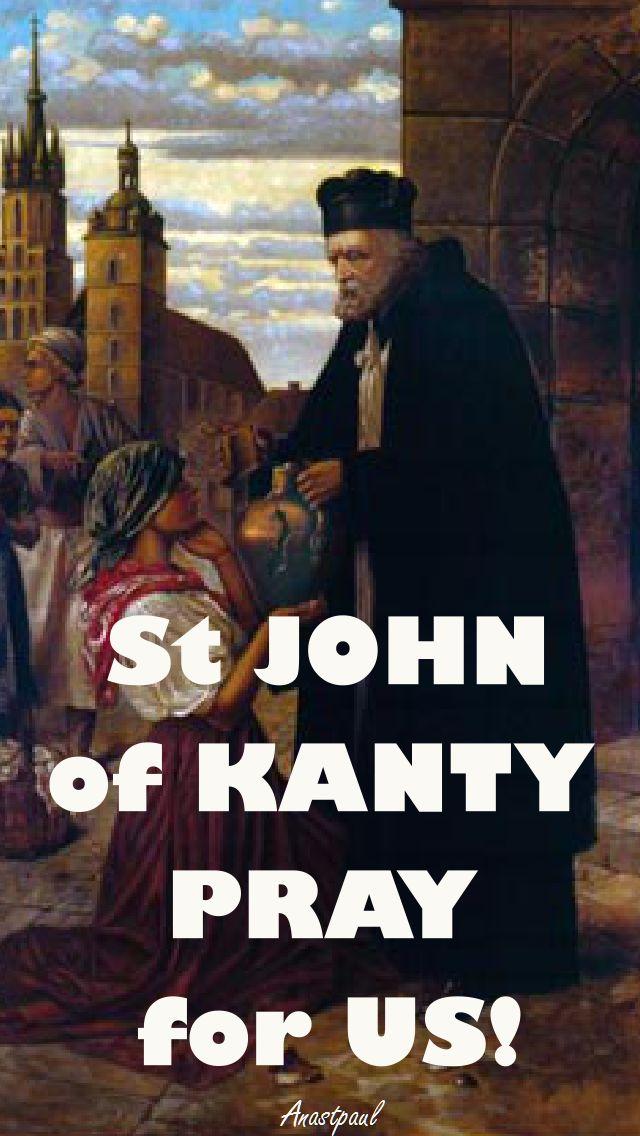st-john-kanty-pray