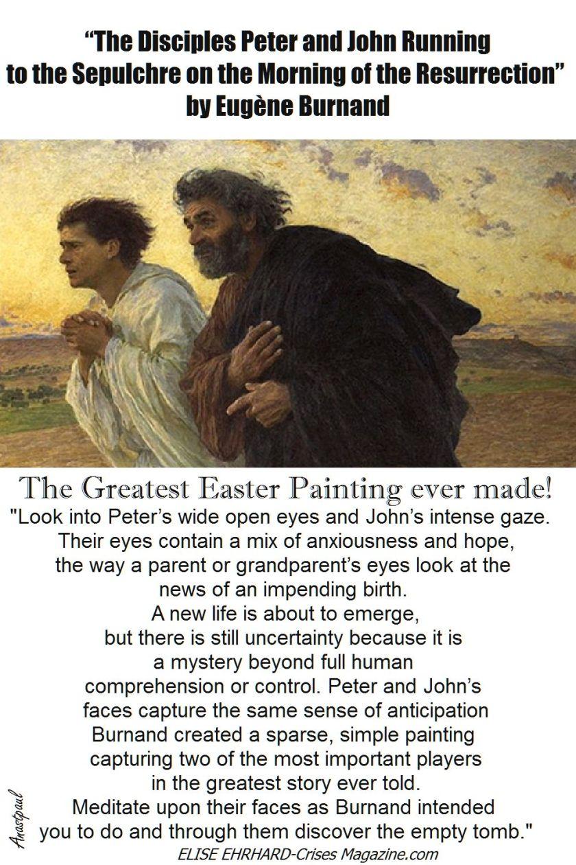 THE GREATEST EASTER PAINTING - ELISE EHRHARD CRISES MAG