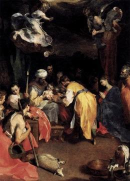 Circumcision_BAROCCI, Federico Fiori