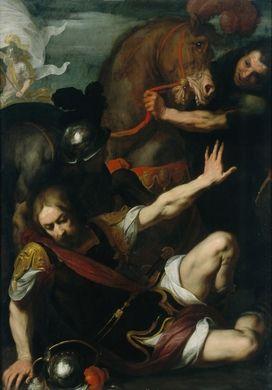 daniele-crespi-the-conversion-of-saint-paul-circa-1621