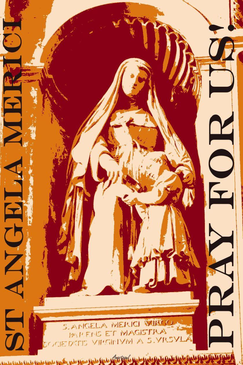 love-st-angela-merici-pray-for-us