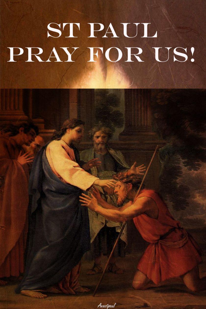 st-paul-pray-for-us