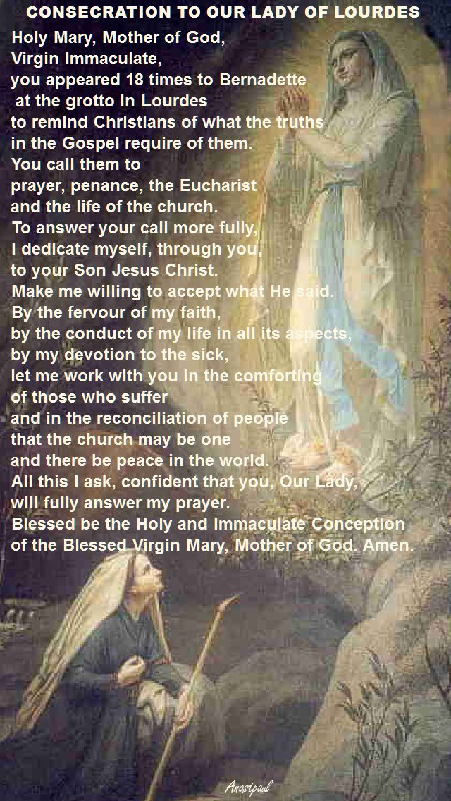 consecration-to-ourladyoflourdes