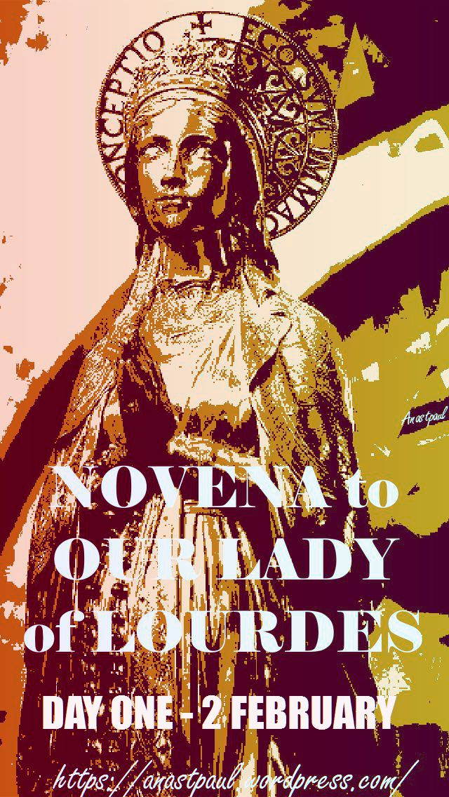 day-one-novena-ourladyoflourdes