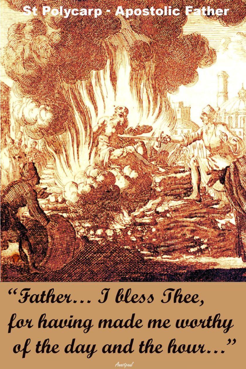 father-i-bless-thee-stpolycarp
