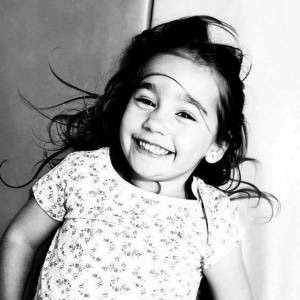 4 year old Christina Thomas