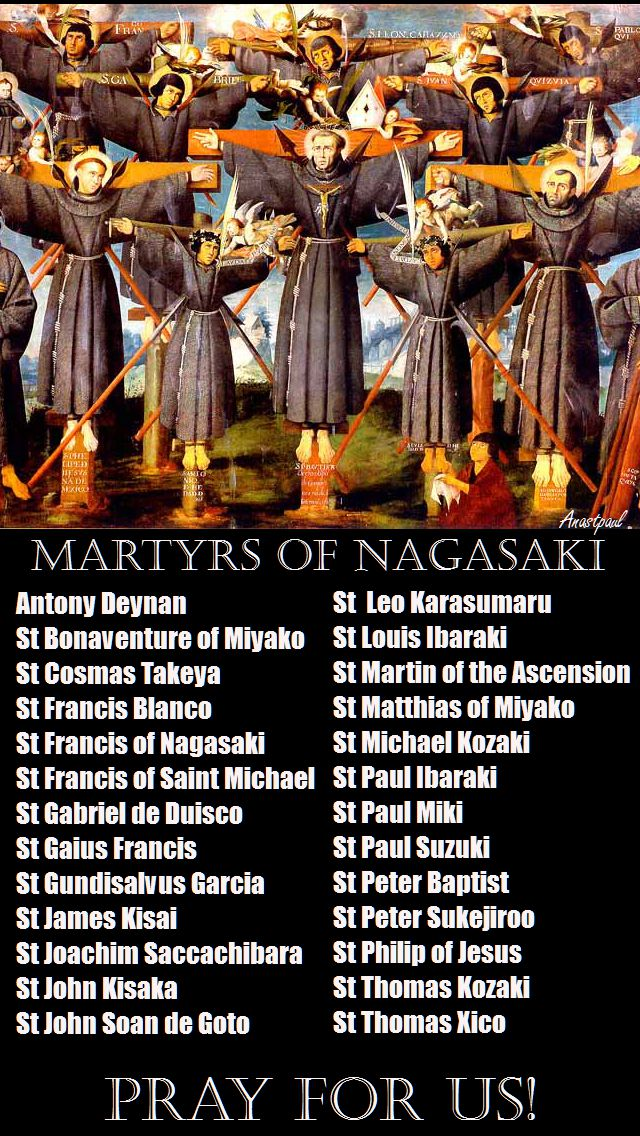 martyrs-of-nagasaki-pray-for-us