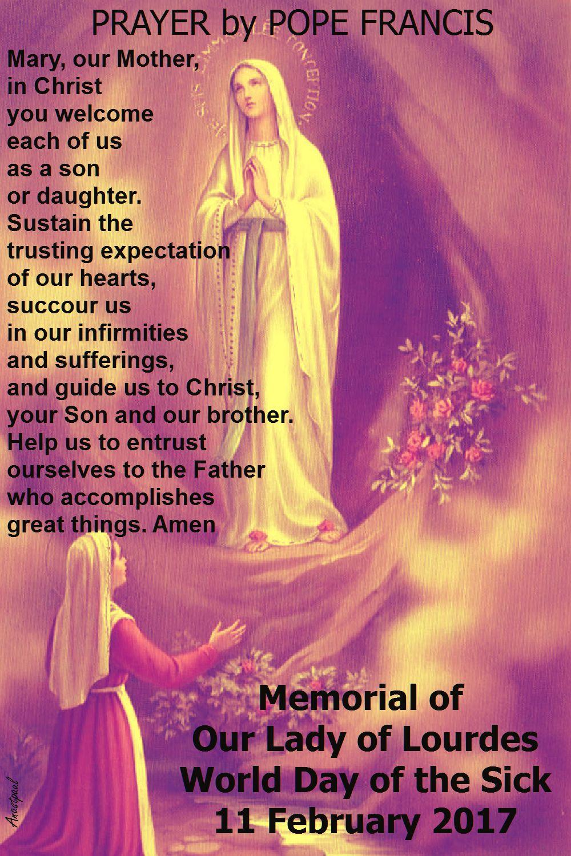 prayer-of-pope-francis-ourladyoflourdes2017