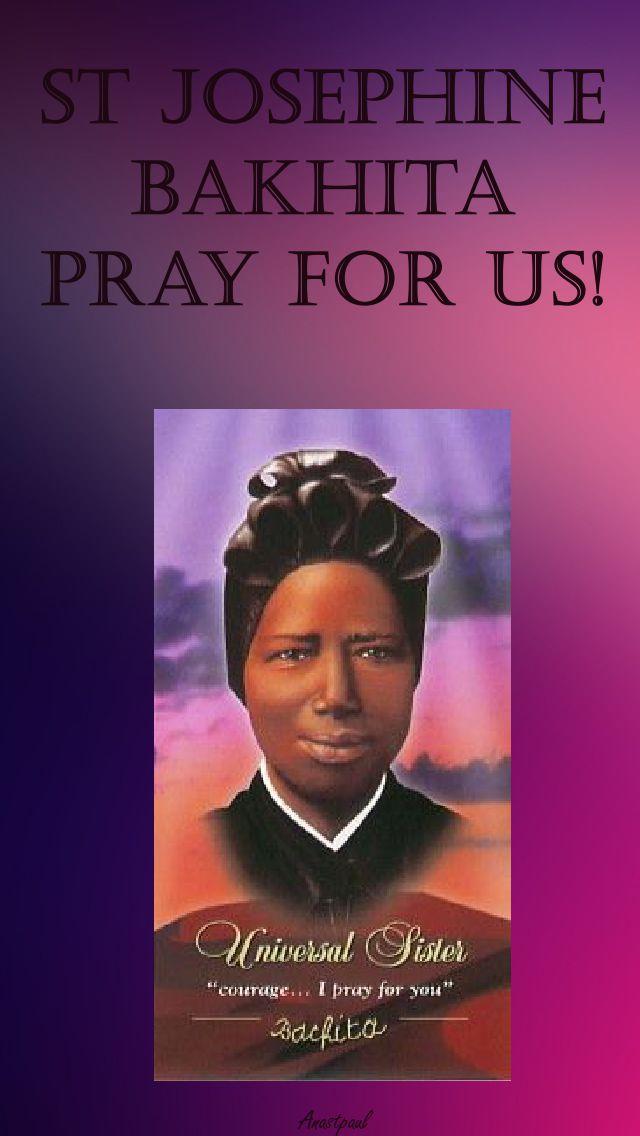 st-bakhita-pray-for-us
