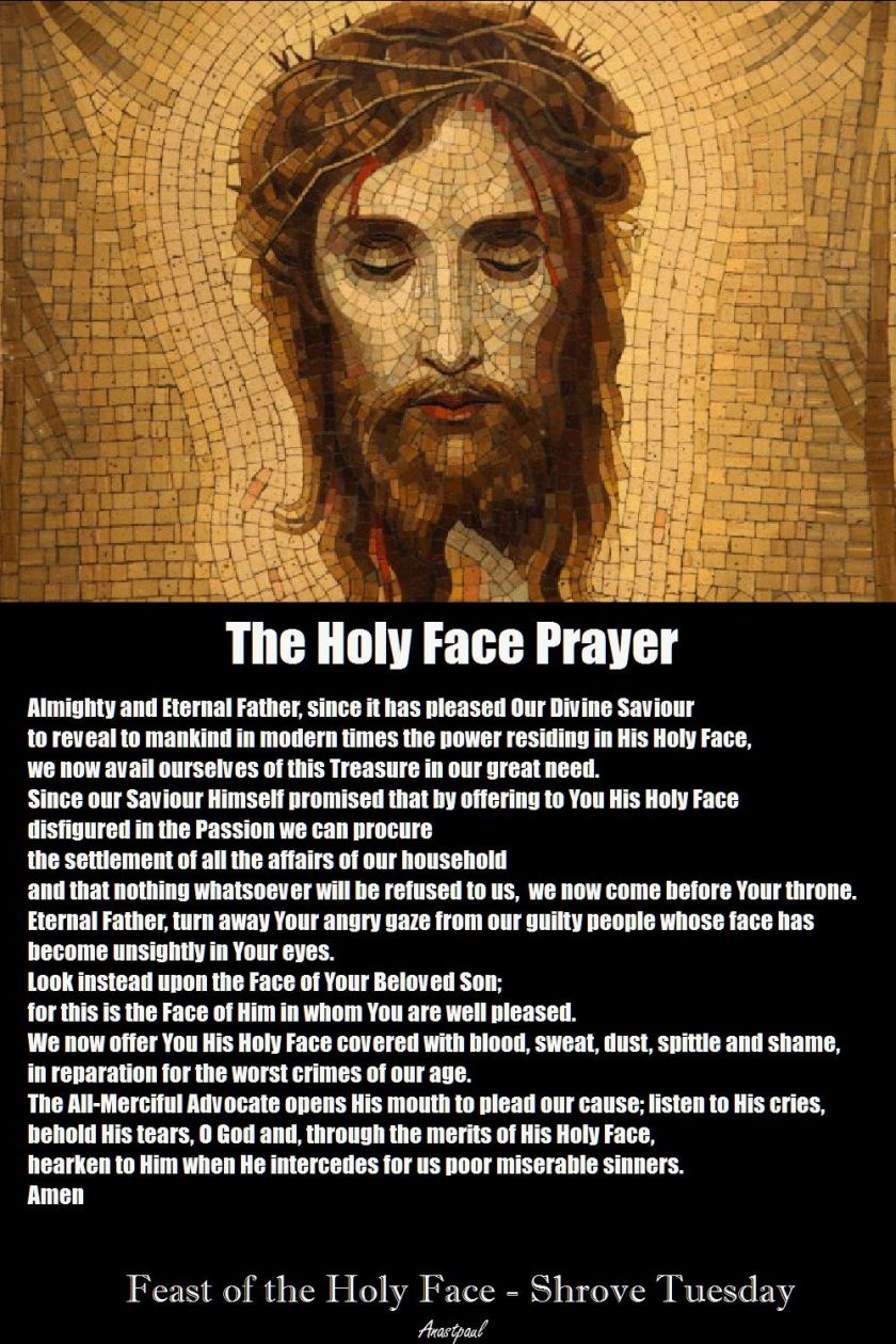 the-holy-face-prayer