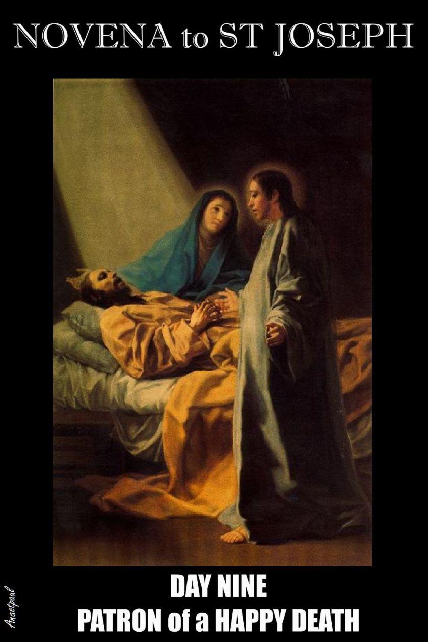 DAY 9 NOVENA ST JOSEPH