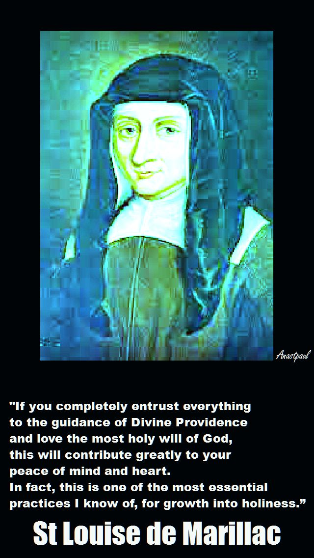 IF YOU COMPLETELY ENTRUST=STLDEMARILLAC