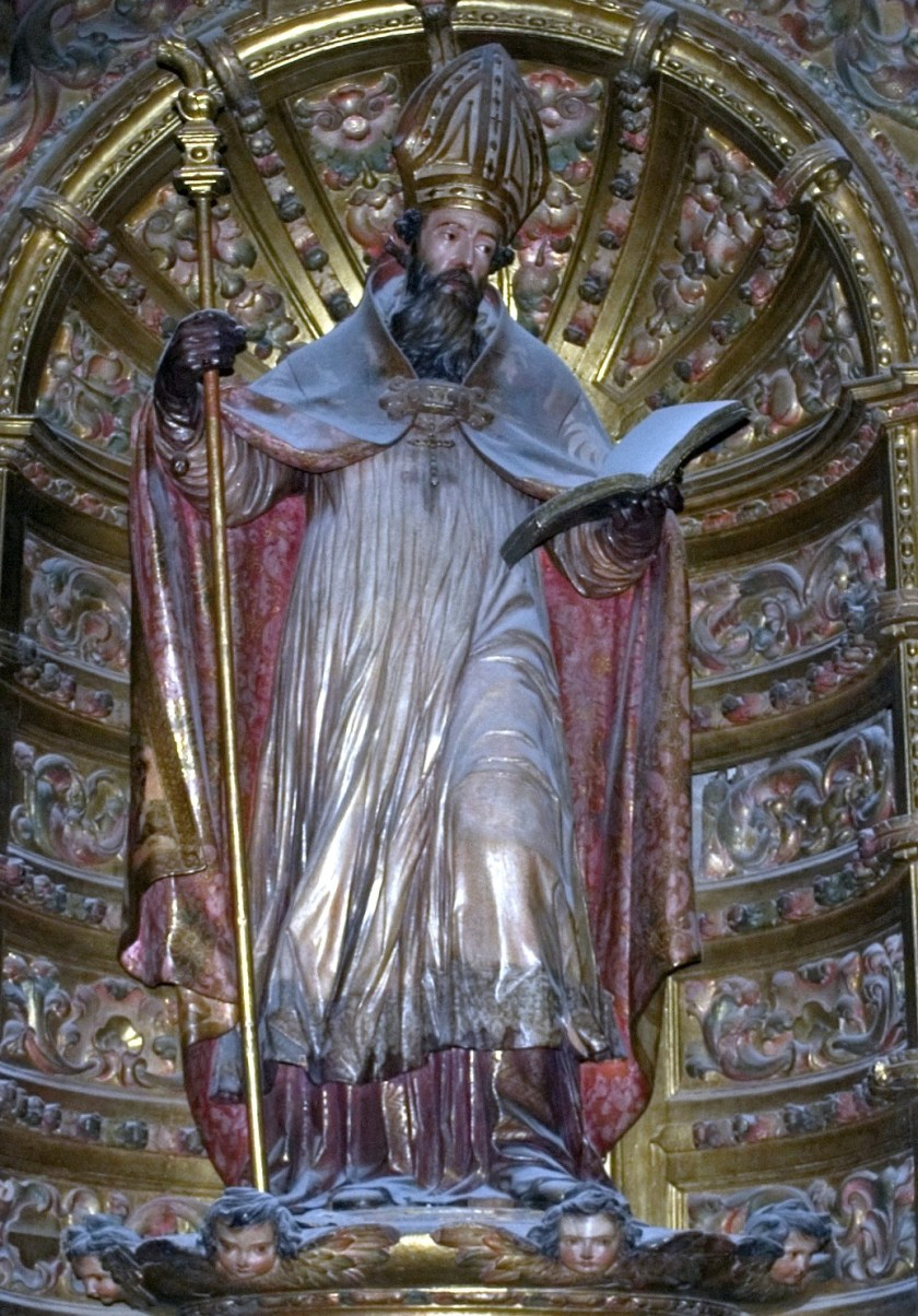 Saint Leander of Seville