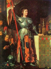 St Joan of Arc