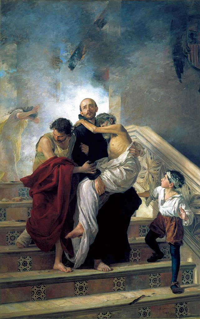 Manuel_Gómez-Moreno_González._San_Juan_de_Dios_salvando_a_los_enfermos_de_incendio_del_Hospital_Real_(1880).jpg