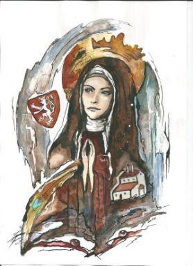 saint-agnes-of-bohemia_medieval-women