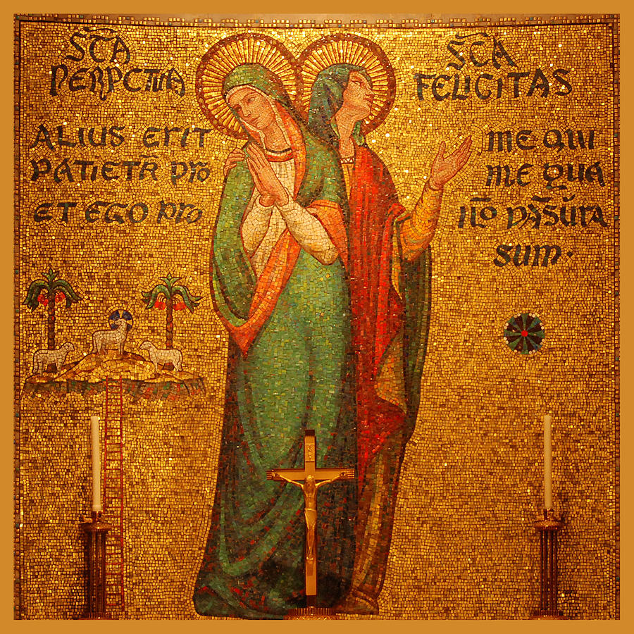 the passion of the holy martyrs perpetua and felicitas