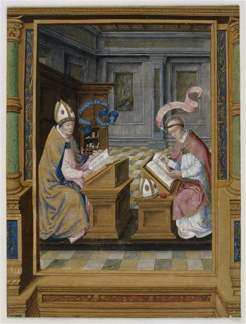 st augustine and st cyril