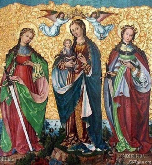 www-St-Takla-org--Sts-Perpetua-n-Felicity-015