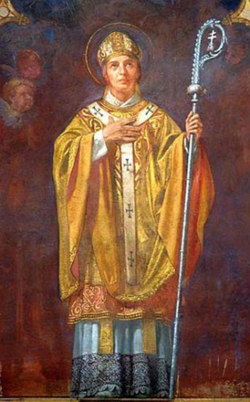 beautiful st anselm archbishop