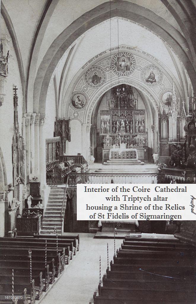 COIRE -ST FIDELIS