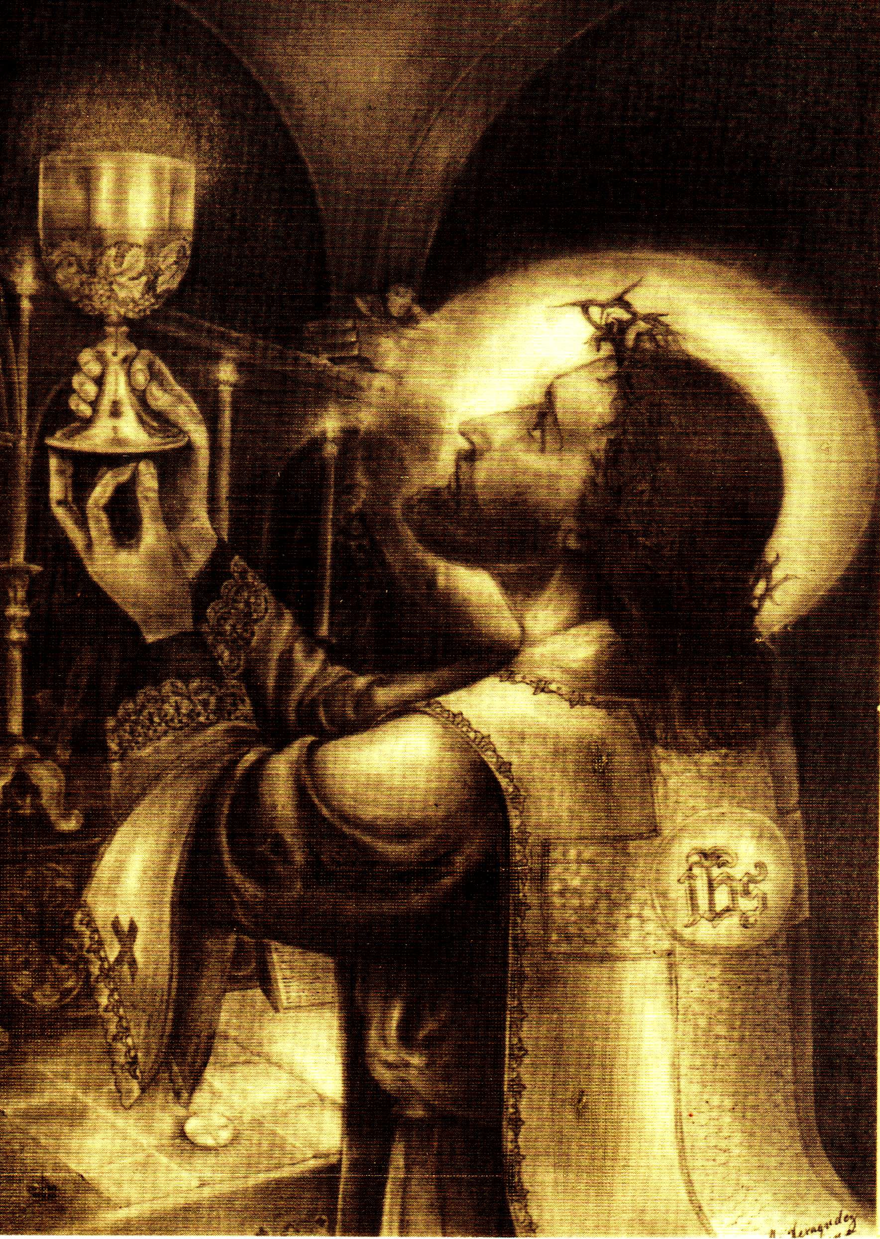 HOLY MASS AND JESUS AS PRIEST