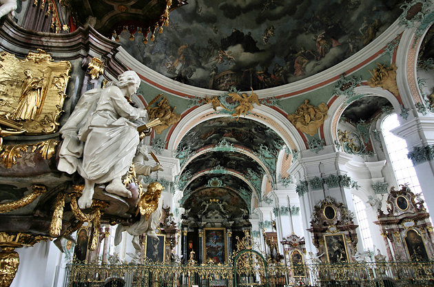 Cathedral of St. Gallen