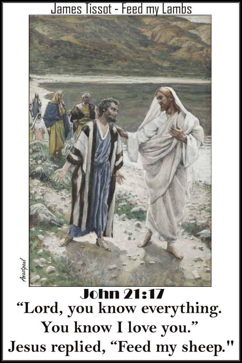 john-21-17.21 april 2018
