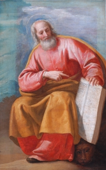 Jusepe Leonardo, Saint Mark (1630)