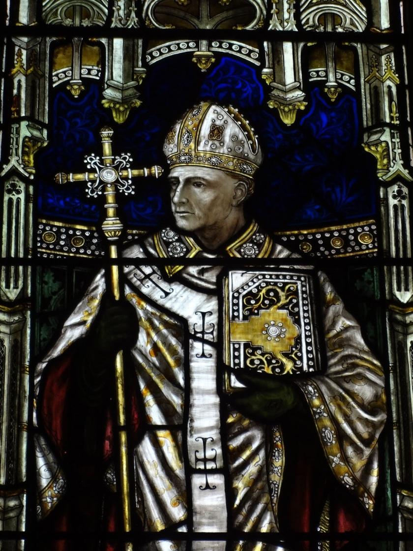 Lanfranc at St Dunstan's, Canterbury