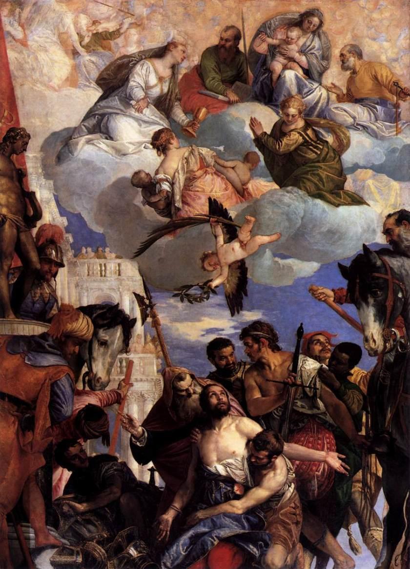 martyrdom-of-saint-george