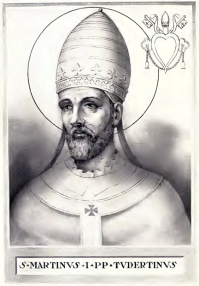 Pope_Martin_I_Illustration