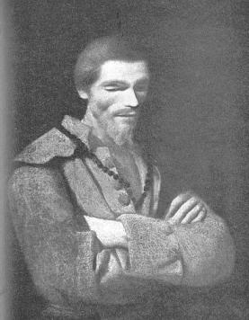Saint Benedict Joseph Labre Antonio Cavallucci (1752-1795)