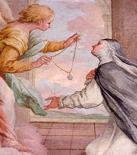 St-Agnes-receiving-necklace