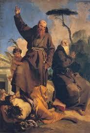 St. Fidelis of Sigmaringen & St. Joseph of Leonessa