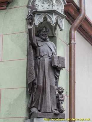st fidelis statue