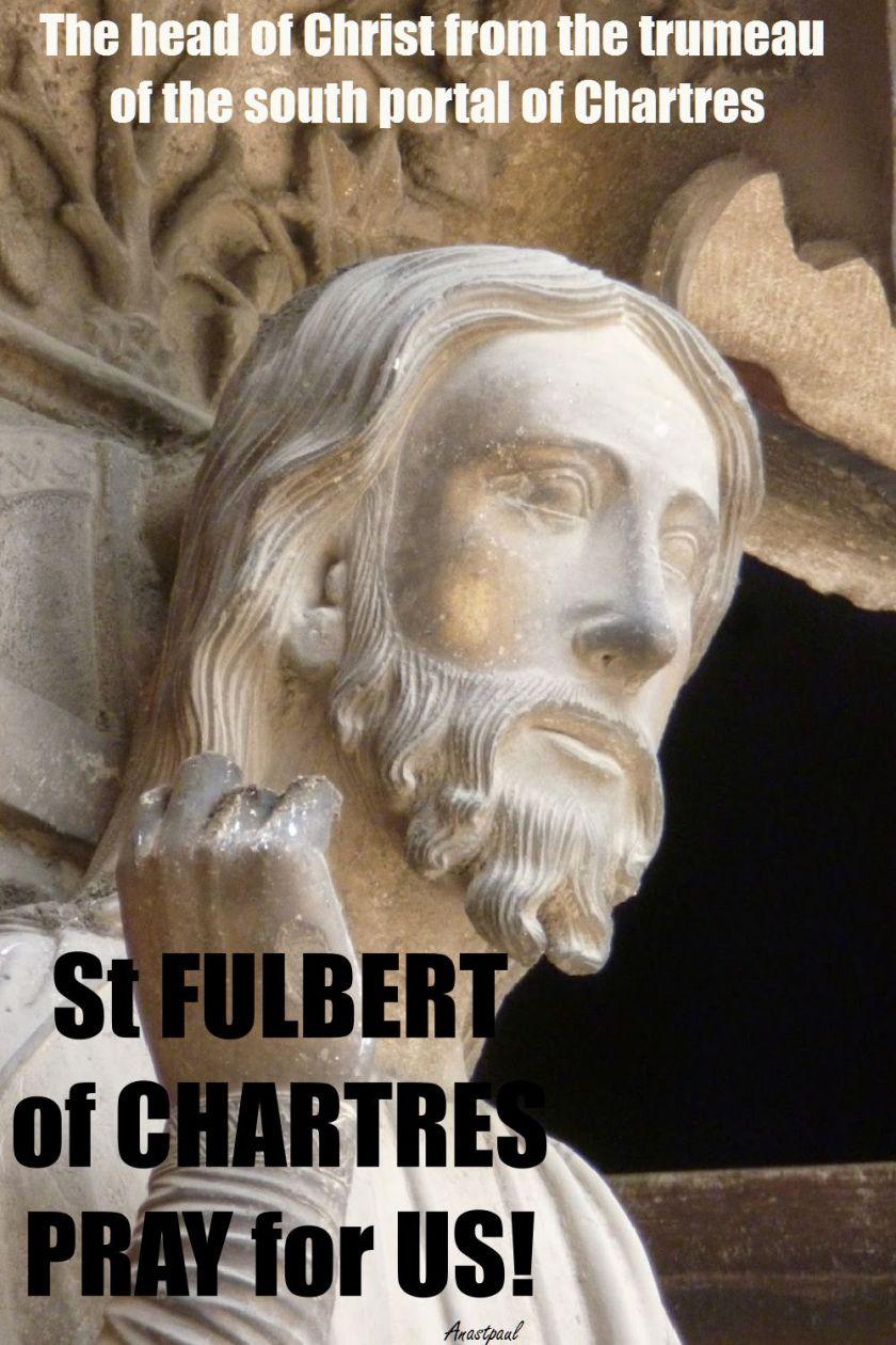 ST FULBERT PRAY FOR US 2