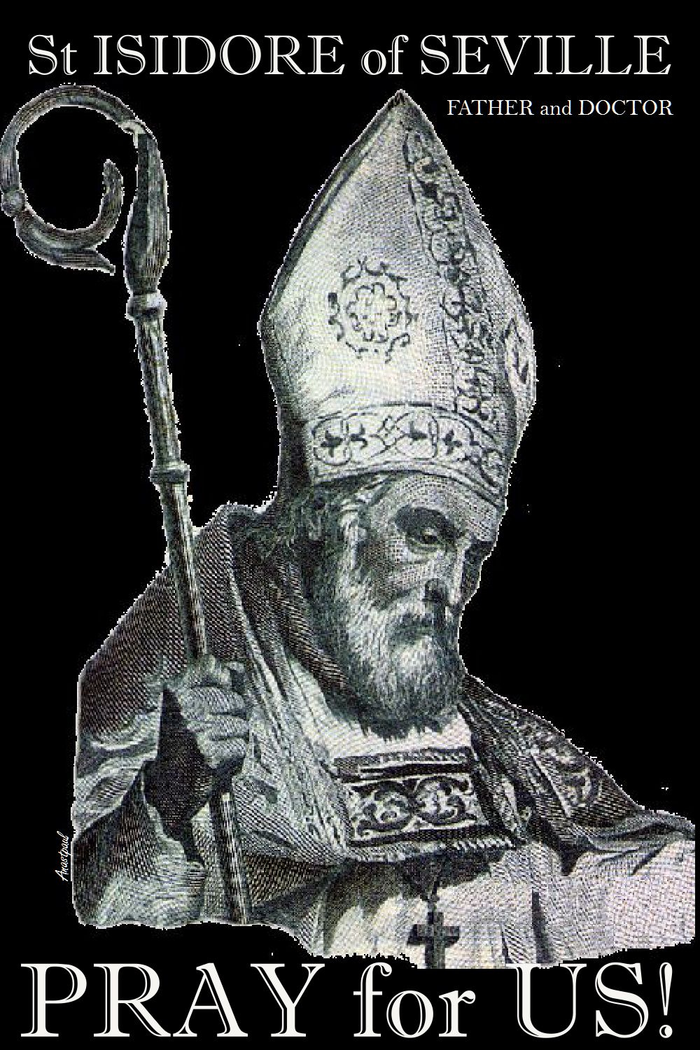 ST ISIDORE PRAY FOR US