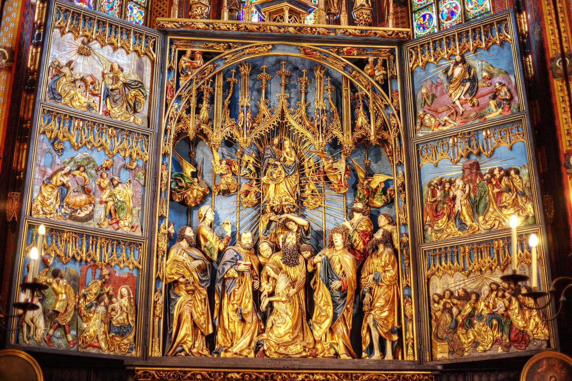 St-Marys-Basilica-Krakow