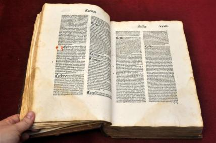 Summa Angelica de Casibus Conscientiae by Angelo Carletti di Chivasso printed in 1491