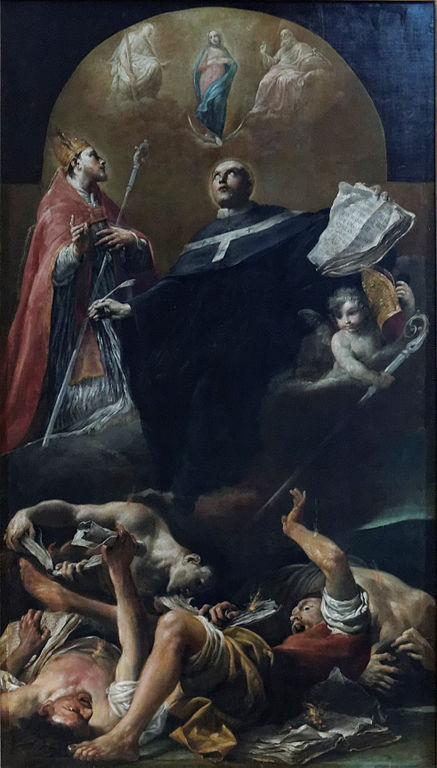 The_Immaculate_Conception_with_St._Anselm_and_St._Martin_-_Giuseppe_Maria_Crespi_-_Louvre_INV_259 1722