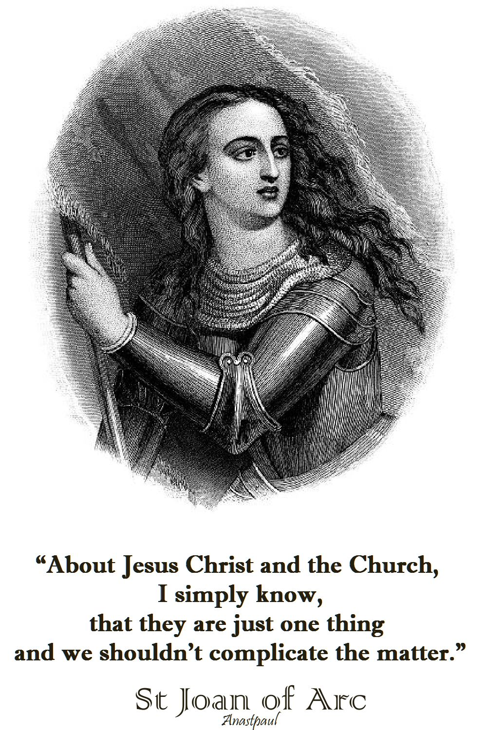 about jesus christ and the church-st joan of arc.jpg