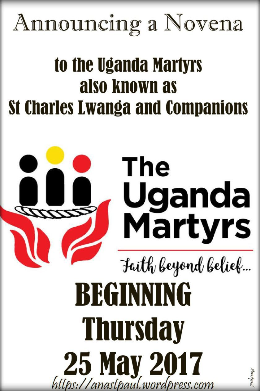 announcing-a-novena-uganda-martyrs-23 may 2017