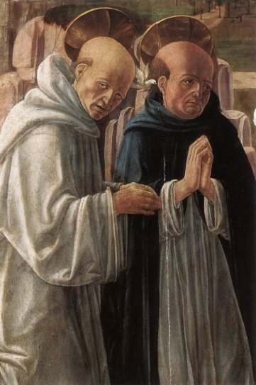 BERNARDINE AND THOMAS AQUINAS