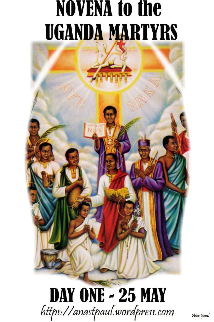 day one - uganda martyrs