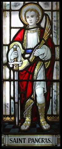 Saint of the Day – St Pancras – AnaStpaul