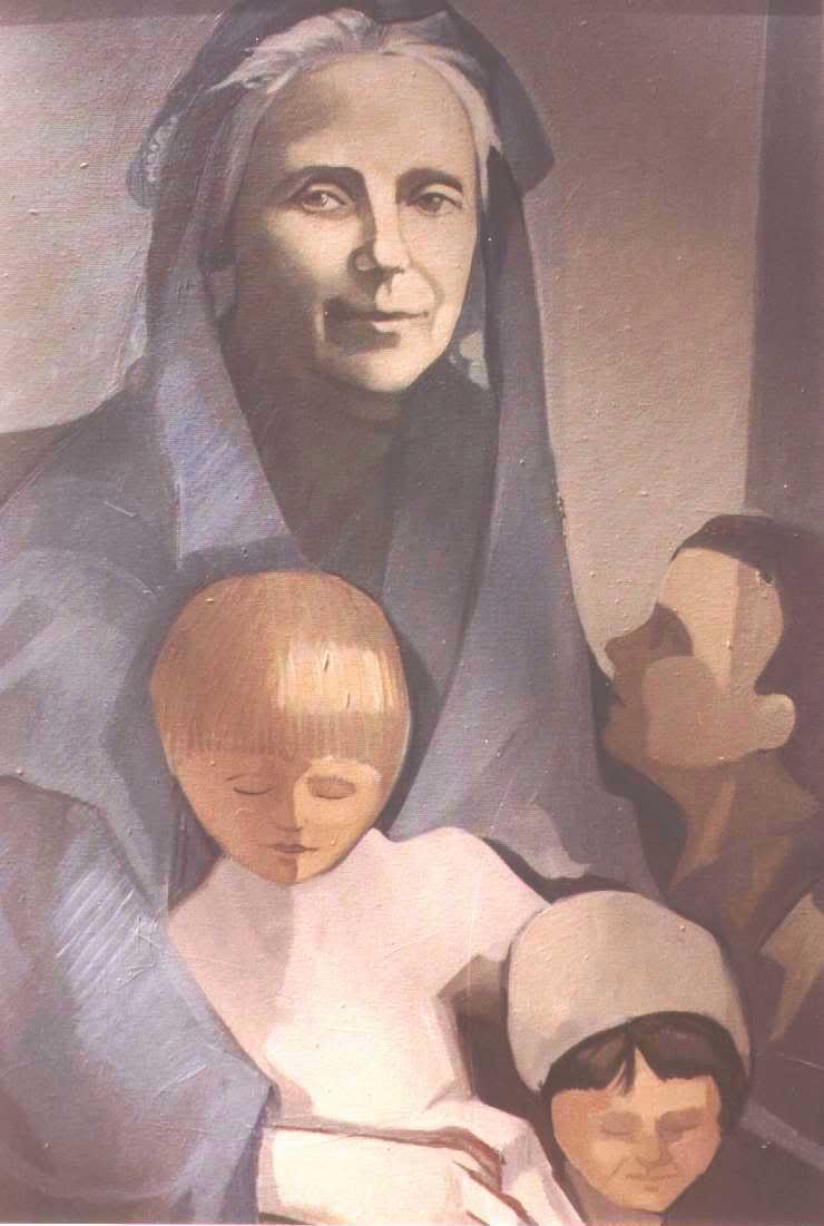 Saint Ursula Ledochowska ..