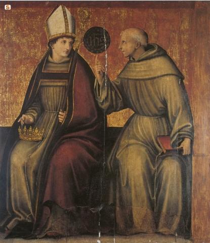 SS. Ludovico di Tolosa e Bernardino da Siena