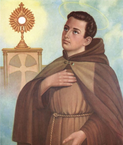 Image result for st paschal baylon