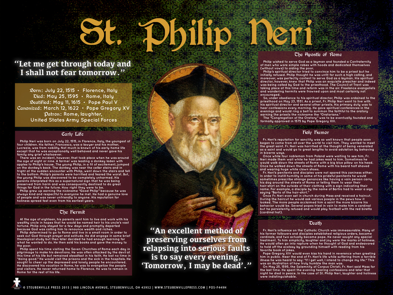 St Philip Neri - 26 May.JPG 1A